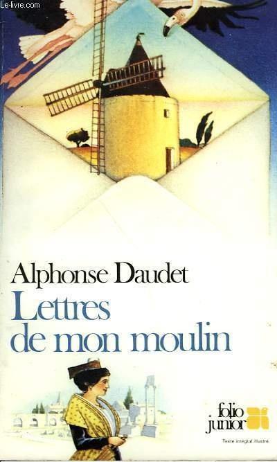 [Daudet, Alphonse] Lettres de mon moulin Sans-t10