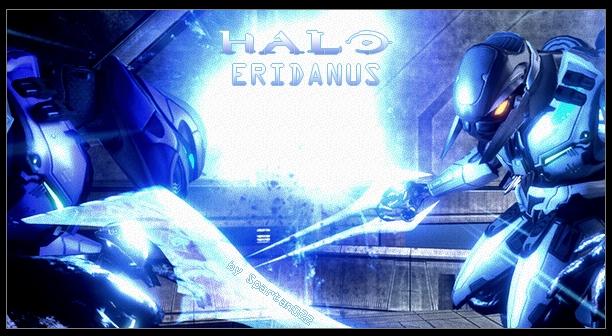 Halo Eridanus