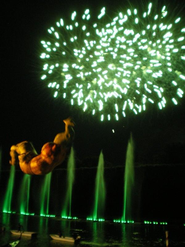 Les fêtes vénitiennes au château de Versailles Imgp4121