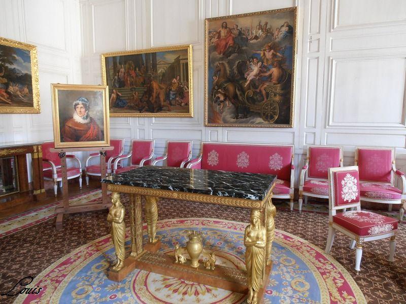 """Exposition """"Les Dames de Trianon"""" -juillet-octobre 2012 P7010310"""