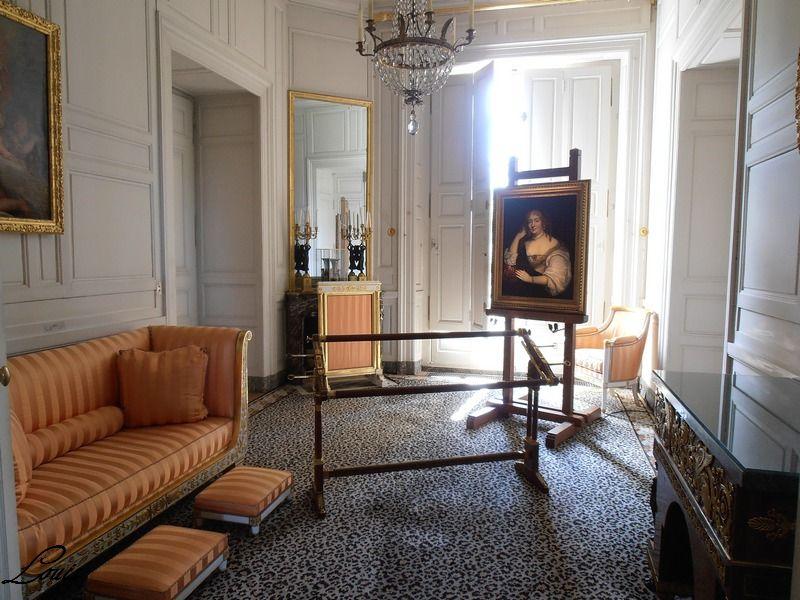 """Exposition """"Les Dames de Trianon"""" -juillet-octobre 2012 P7010410"""