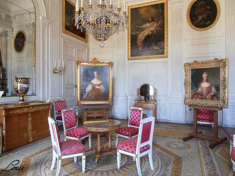 """Exposition """"Les Dames de Trianon"""" -juillet-octobre 2012 P7010413"""