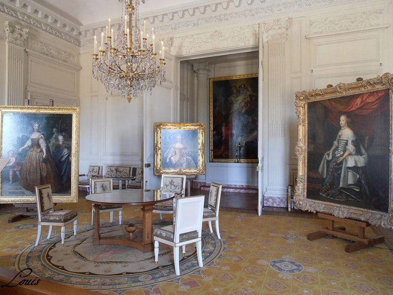"""Exposition """"Les Dames de Trianon"""" -juillet-octobre 2012 P7010414"""