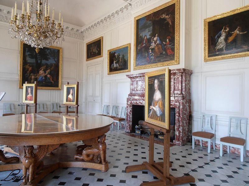 """Exposition """"Les Dames de Trianon"""" -juillet-octobre 2012 P7010415"""