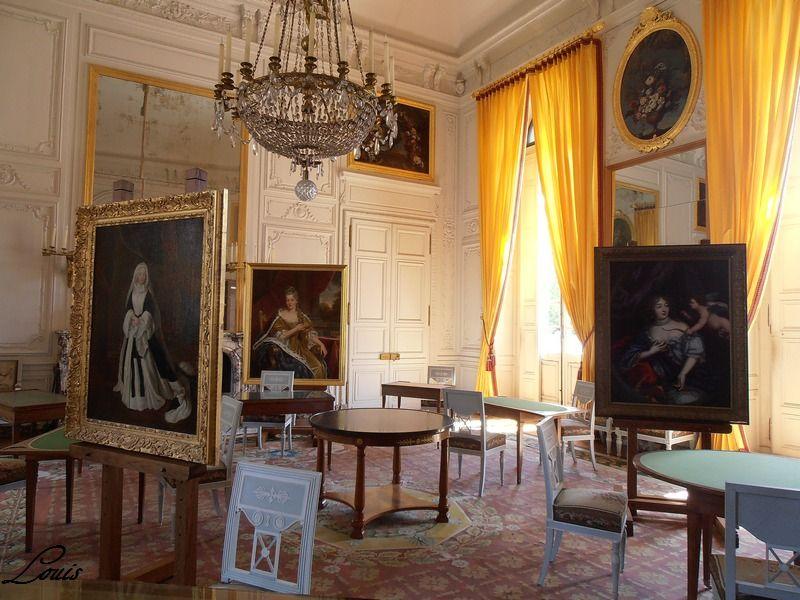 """Exposition """"Les Dames de Trianon"""" -juillet-octobre 2012 P7010416"""