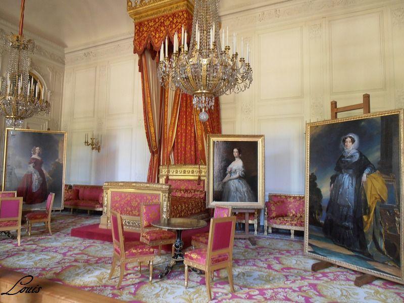 """Exposition """"Les Dames de Trianon"""" -juillet-octobre 2012 P7010417"""