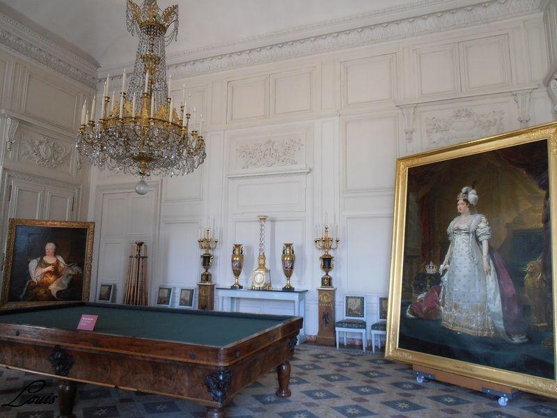 """Exposition """"Les Dames de Trianon"""" -juillet-octobre 2012 P7010418"""