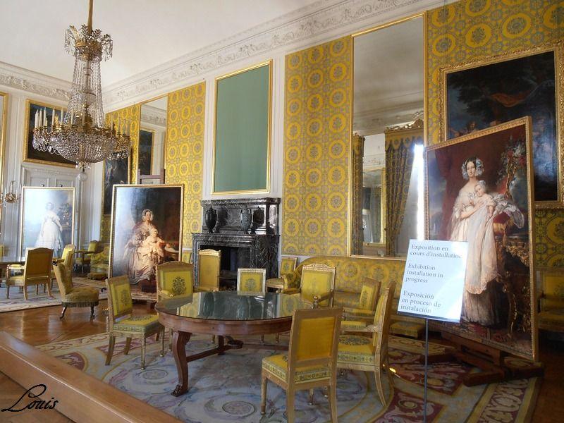 """Exposition """"Les Dames de Trianon"""" -juillet-octobre 2012 P7010419"""