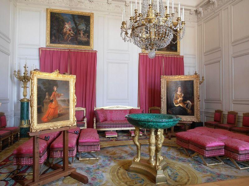 """Exposition """"Les Dames de Trianon"""" -juillet-octobre 2012 P7010420"""