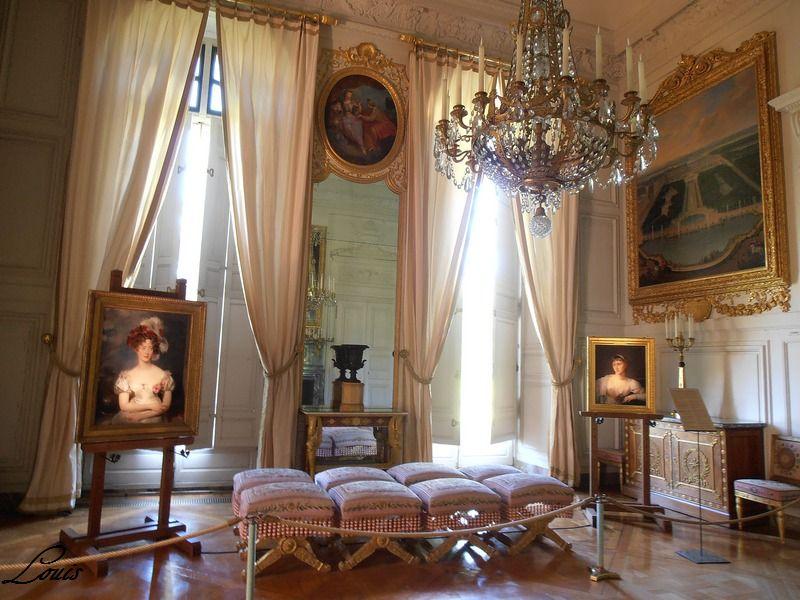 """Exposition """"Les Dames de Trianon"""" -juillet-octobre 2012 P7010422"""