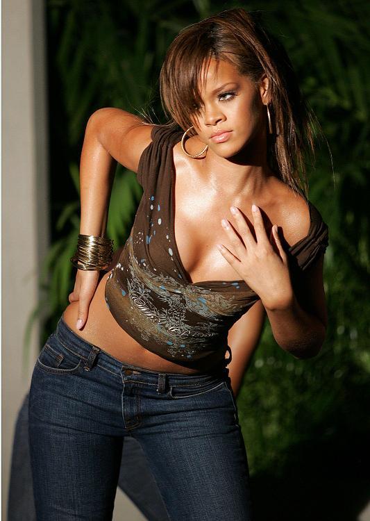 La chanteuse Rihanna porte Piaget _b1bcb10