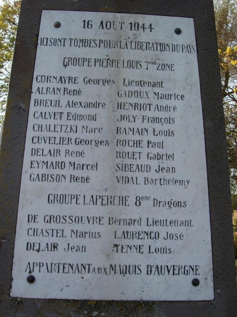 BOURNONCLE , ARVANT , SAINTE FLORINE CHARBONNIER (43) 100_1634