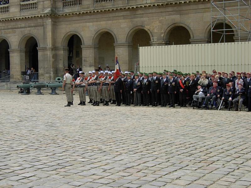 ceremonie aux Invalides, du 21 mai 2008  KOLWESI Dscn1312