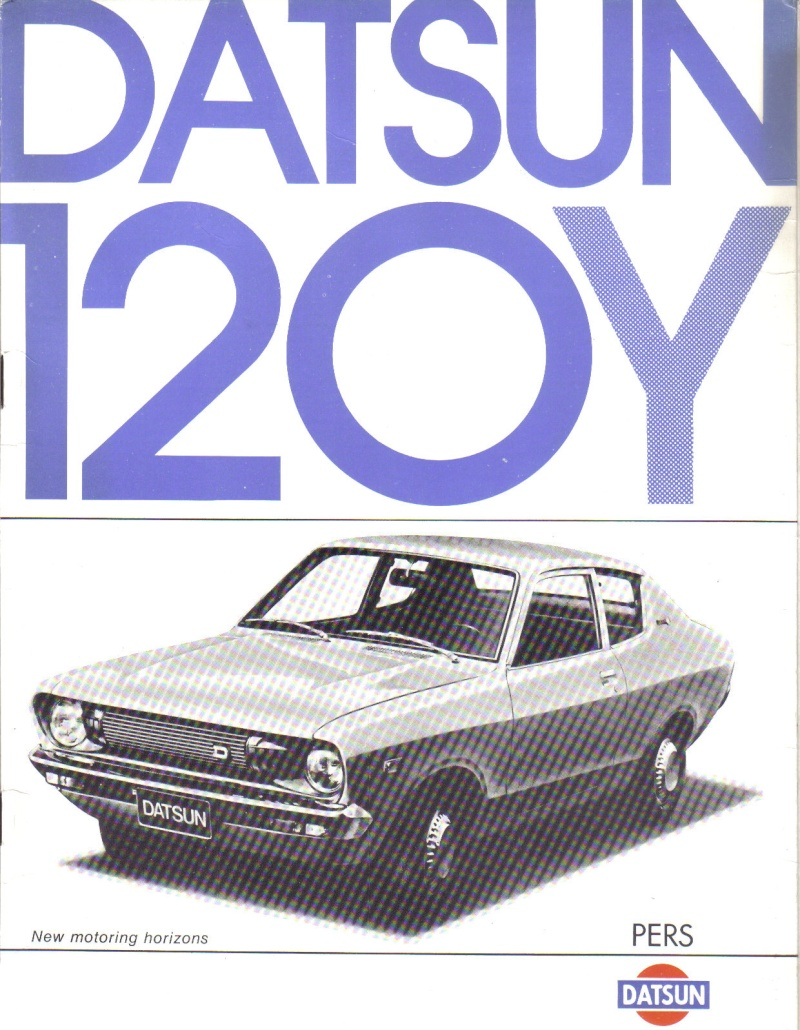 TOPIC OFFICIEL DATSUN 120Y B210 [SUNNY] 120y_b10
