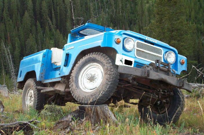 DATSUN PATROL.4WD => L60 . 1er PATROL [1963=>....1978] 64patr10