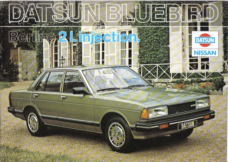 Topic officiel des models DATSUN BLUEBIRD types E910 Bluedi10