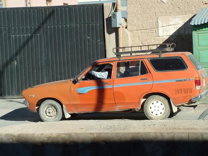 TOPIC OFFICIEL DATSUN 120Y B210 [SUNNY] Bolivi10
