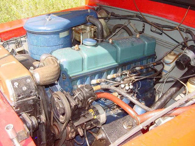 DATSUN PATROL.4WD => L60 . 1er PATROL [1963=>....1978] Ianmot10