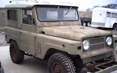 DATSUN PATROL.4WD => L60 . 1er PATROL [1963=>....1978] Joey_p10