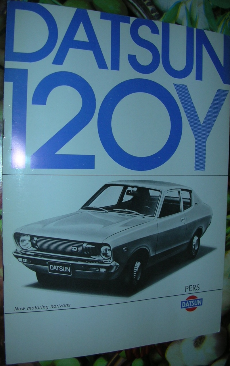 TOPIC OFFICIEL DATSUN 120Y B210 [SUNNY] Mes_i356