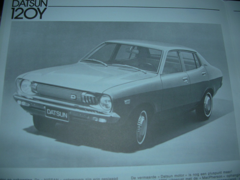 TOPIC OFFICIEL DATSUN 120Y B210 [SUNNY] Mes_i359