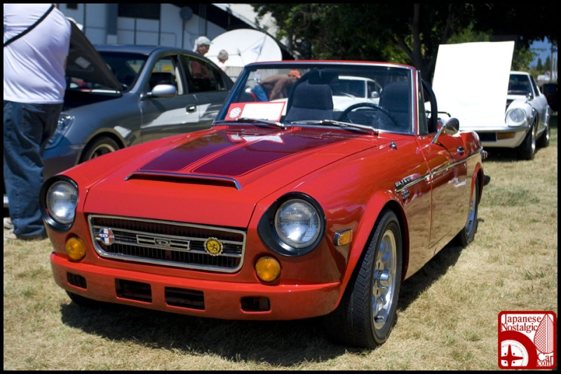 topic datsun fairlady sp311 roadster Mjs20013