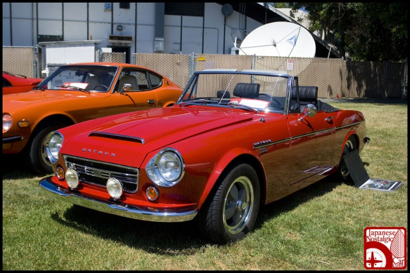 topic datsun fairlady sp311 roadster Mjs20015