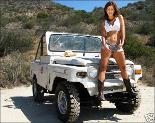 DATSUN PATROL.4WD => L60 . 1er PATROL [1963=>....1978] Patrol10