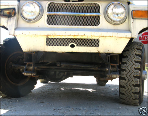 DATSUN PATROL.4WD => L60 . 1er PATROL [1963=>....1978] Patrol12