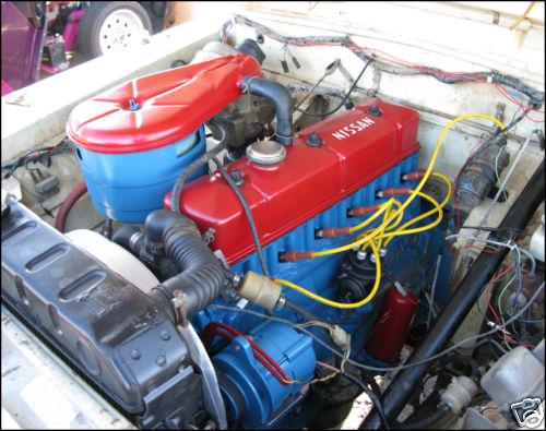 DATSUN PATROL.4WD => L60 . 1er PATROL [1963=>....1978] Patrol13