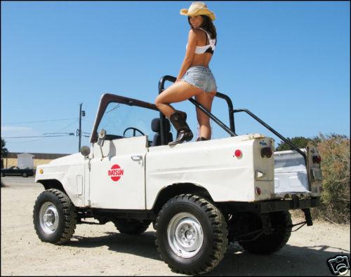 DATSUN PATROL.4WD => L60 . 1er PATROL [1963=>....1978] Patrol17