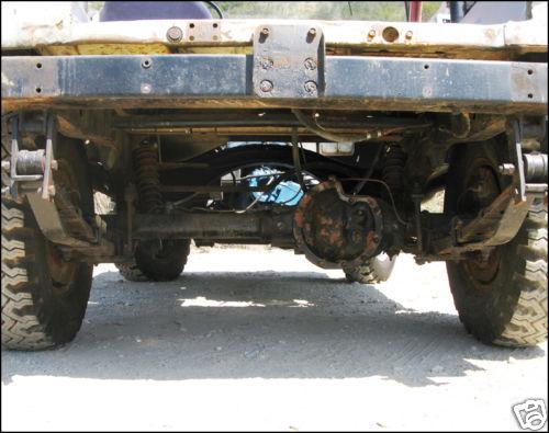 DATSUN PATROL.4WD => L60 . 1er PATROL [1963=>....1978] Patrol19