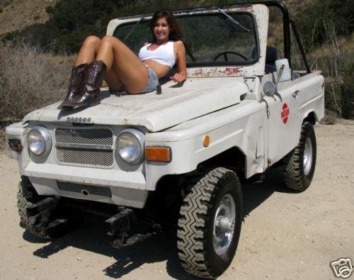 DATSUN PATROL.4WD => L60 . 1er PATROL [1963=>....1978] Patrol25