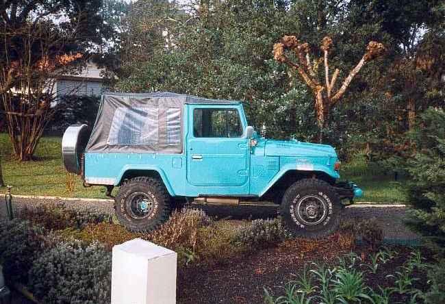 DATSUN PATROL.4WD => L60 . 1er PATROL [1963=>....1978] Philip10