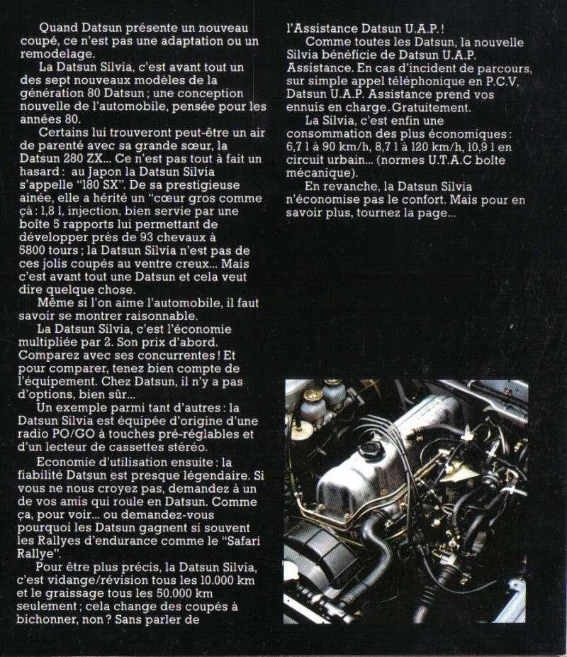Les SILVIA [GAZELLE] Sp311 .240K .S110 .S12 Silvia13