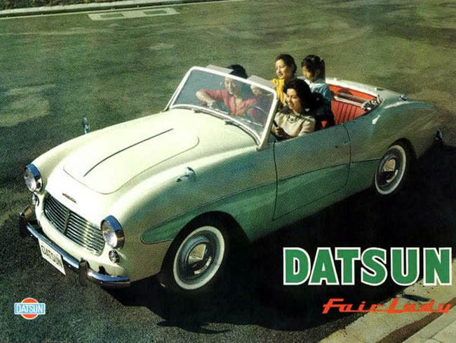 topic datsun fairlady sp311 roadster Simi1310