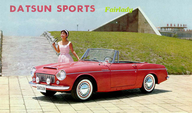 topic datsun fairlady sp311 roadster Simi8010