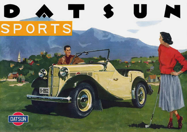 topic datsun fairlady sp311 roadster Simi8012