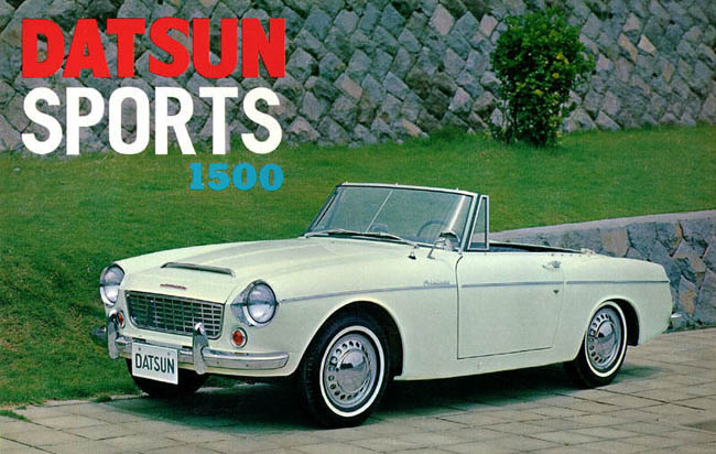 topic datsun fairlady sp311 roadster Simi8015