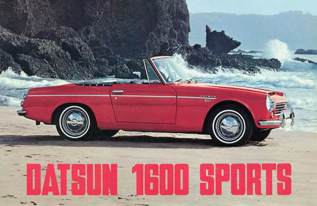 topic datsun fairlady sp311 roadster Simi8016