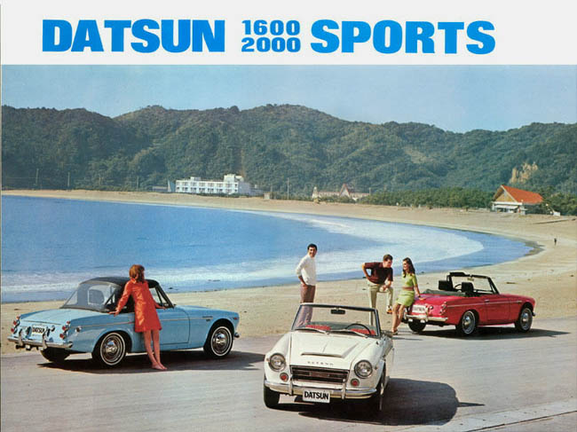 topic datsun fairlady sp311 roadster Simi8017