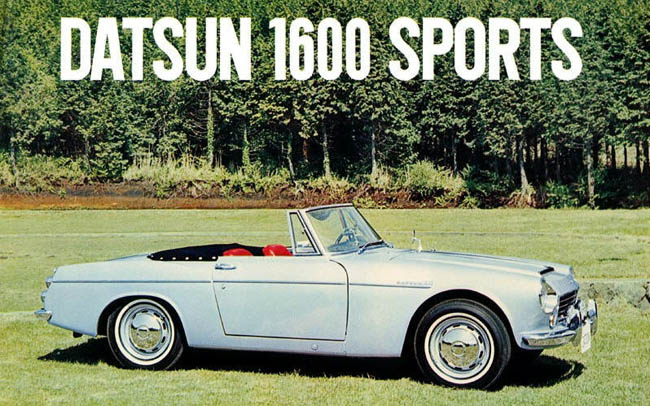 topic datsun fairlady sp311 roadster Simi8018