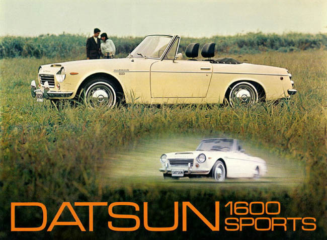 topic datsun fairlady sp311 roadster Simi8020