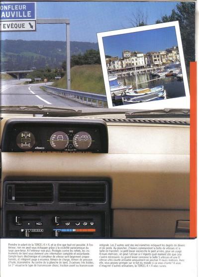 TOYOTA TERCEL & TERCEL 4WD - Page 3 Tercel21