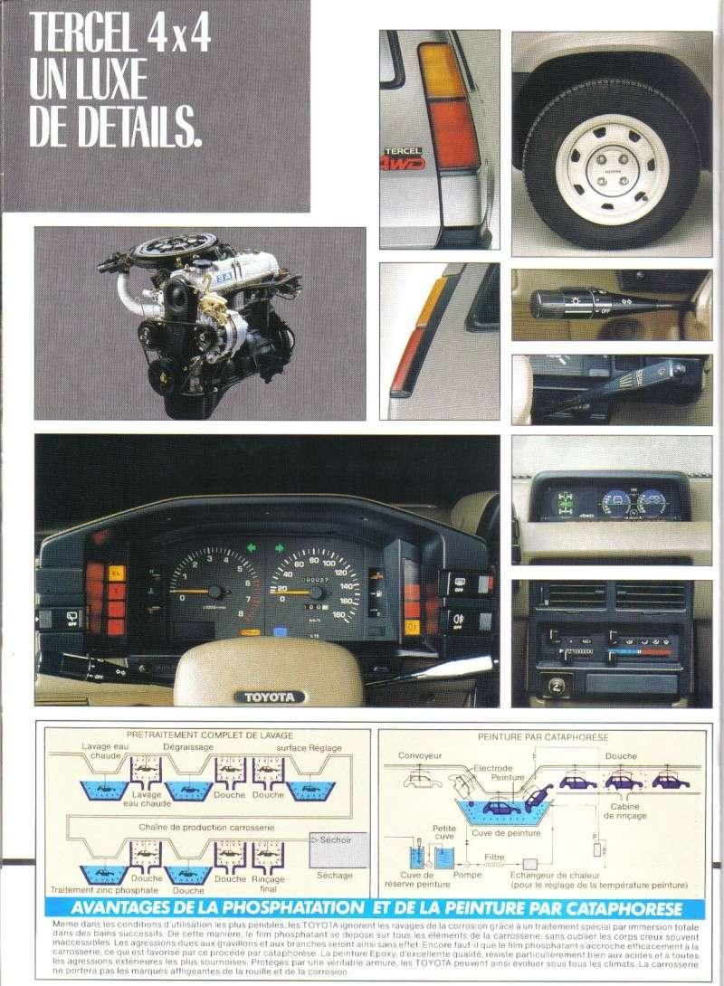 TOYOTA TERCEL & TERCEL 4WD - Page 3 Tercel26