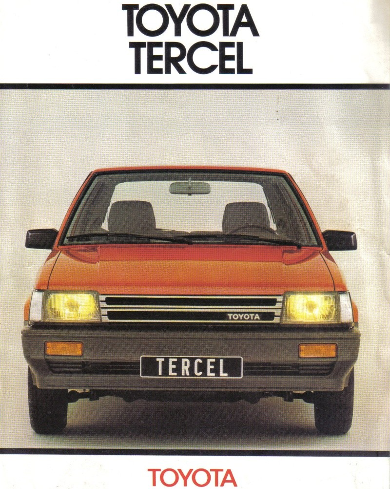 TOYOTA TERCEL & TERCEL 4WD - Page 3 Toyota10