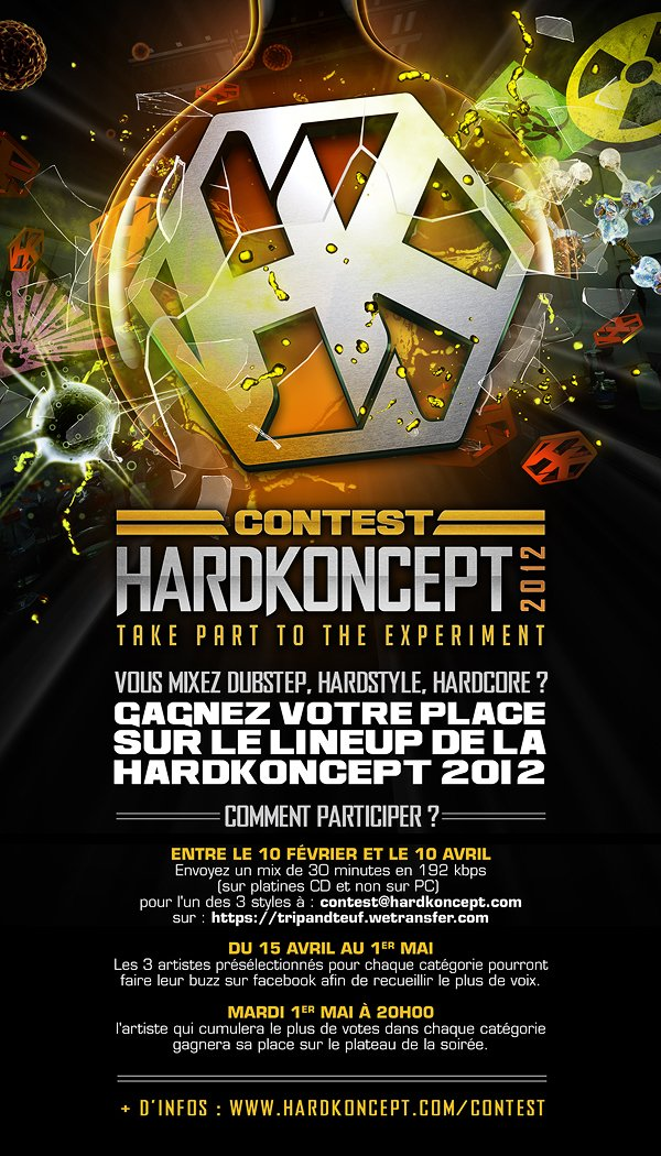 [ HARDKONCEPT 2012 - Take part to the experiment - Mercredi 16 Mai 2012 - Proche Paris ] Contes13