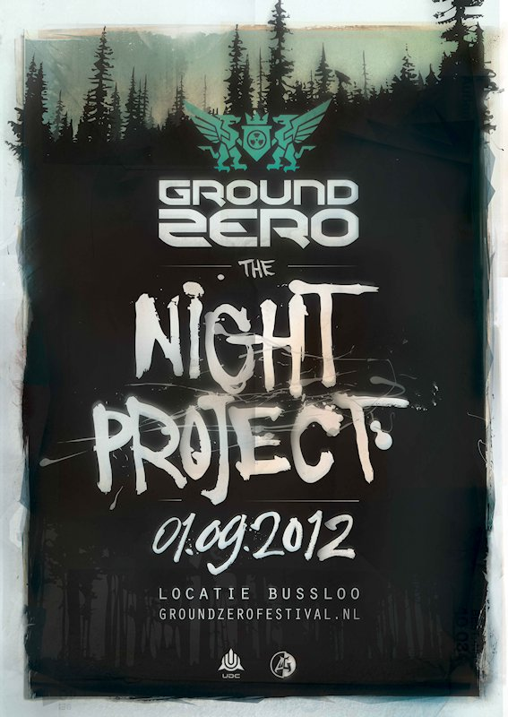 [ GROUND ZERO - Night Project - 1er Septembre 2012 - Recreational Area - Bussloo - NL] Ground10