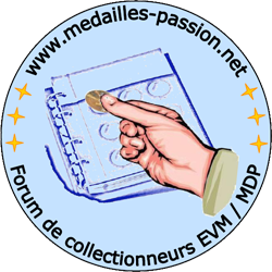 Médailles-passion