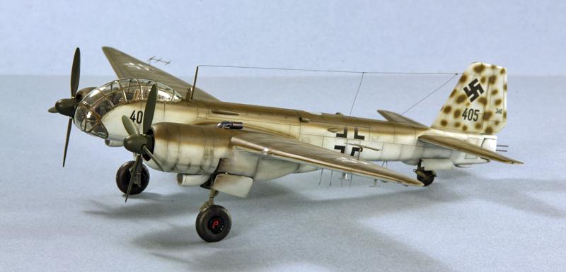 "Junkers Ju-388 L-1 ""Störtebeker"", Mai 1945.... (1:72 - Special Hobby) Img_4922"